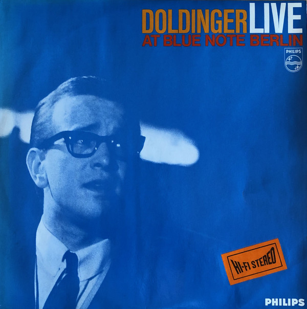 Cover Doldinger* - Live At Blue Note Berlin (LP, Album) Schallplatten Ankauf