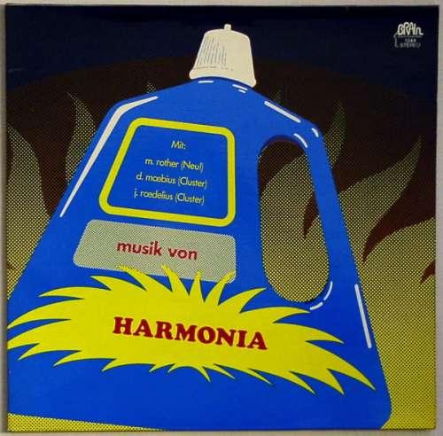 Cover zu Harmonia - Musik Von Harmonia (LP, Album) Schallplatten Ankauf