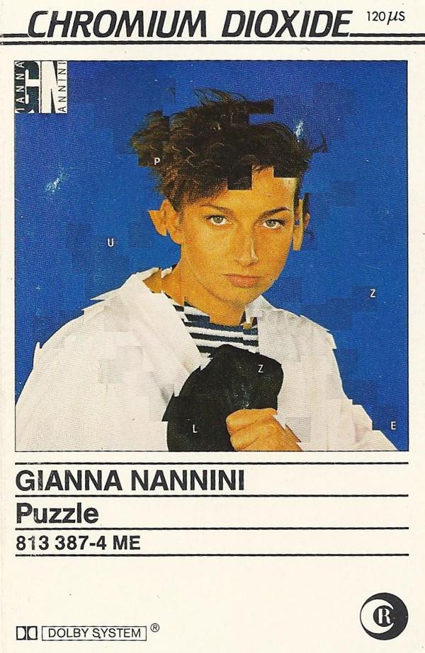 Bild Gianna Nannini - Puzzle (Cass, Album) Schallplatten Ankauf