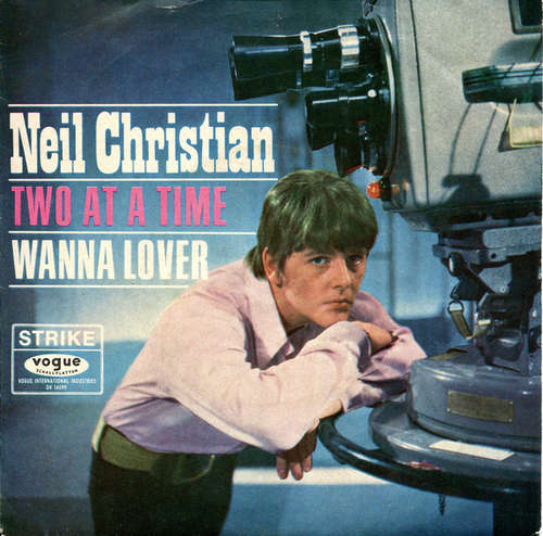 Cover Neil Christian (2) - Two At A Time (7, Single) Schallplatten Ankauf