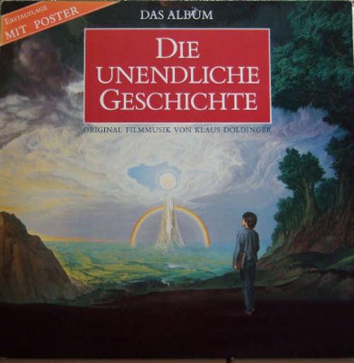 Cover Klaus Doldinger - Die Unendliche Geschichte (LP, Album) Schallplatten Ankauf