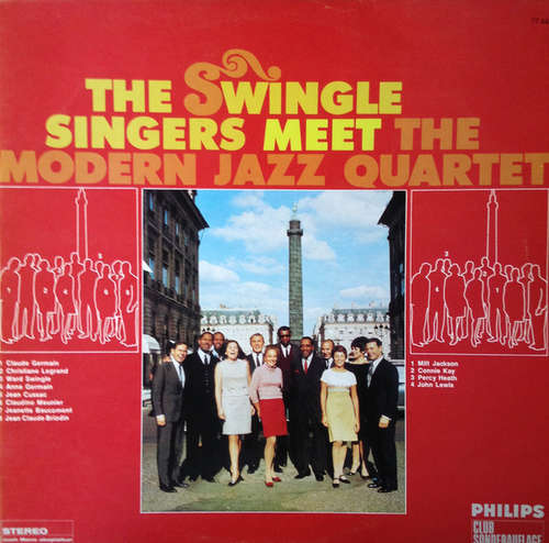 Bild The Swingle Singers* Meet The Modern Jazz Quartet - The Swingle Singers Meet The Modern Jazz Quartet (LP, Album) Schallplatten Ankauf