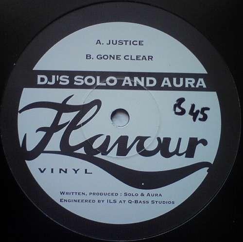 Bild DJ Solo + DJ Aura - Justice (12) Schallplatten Ankauf