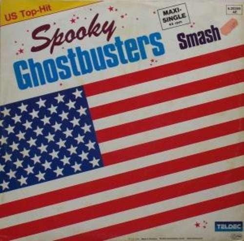 Bild Spooky (4) - Ghostbusters (12) Schallplatten Ankauf