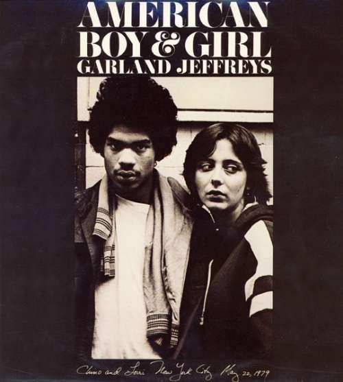 Cover Garland Jeffreys - American Boy & Girl (LP, Album) Schallplatten Ankauf