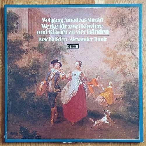 Bild Wolfgang Amadeus Mozart, Bracha Eden, Alexander Tamir - Werke für zwei Klaviere und Klaviere zu vier Händen (3xLP + Box, Album) Schallplatten Ankauf