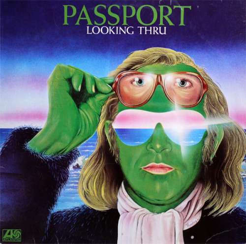 Cover Passport (2) - Looking Thru (LP, Album) Schallplatten Ankauf