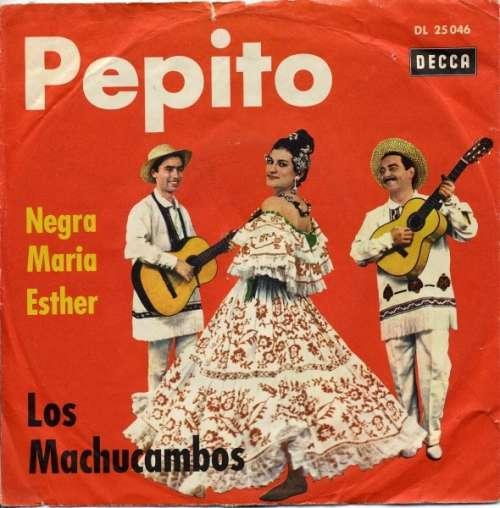 Bild Los Machucambos - Pepito (7, Single) Schallplatten Ankauf