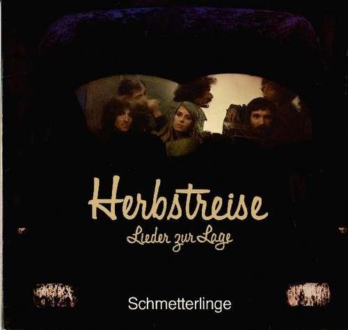 Cover Schmetterlinge - Herbstreise - Lieder Zur Lage (LP, Album) Schallplatten Ankauf