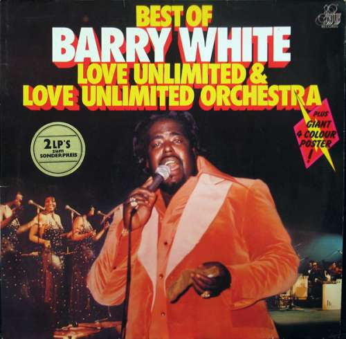 Bild Barry White, Love Unlimited & Love Unlimited Orchestra - Best Of Barry White, Love Unlimited & Love Unlimited Orchestra (2xLP, Comp) Schallplatten Ankauf