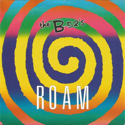 Cover The B-52's - Roam (7, Single) Schallplatten Ankauf