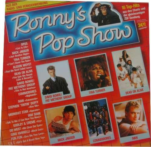 Bild Various - Ronny's Pop Show - 16 Tophits (LP, Comp) Schallplatten Ankauf