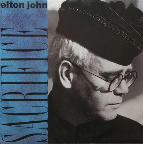 Bild Elton John - Sacrifice (7, Single, Sil) Schallplatten Ankauf