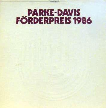 Cover Various - Parke-Davis Förderpreis 1986 (LP, Comp) Schallplatten Ankauf