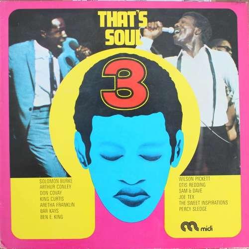Bild Various - That's Soul 3 (LP, Comp, RE) Schallplatten Ankauf