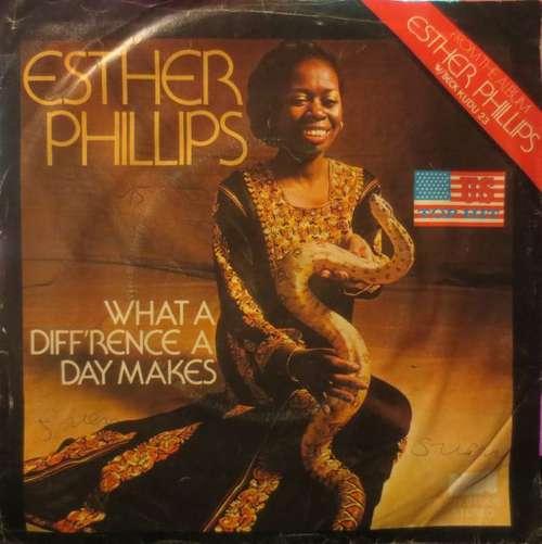 Bild Esther Phillips - What A Diff'rence A Day Makes (7, Single) Schallplatten Ankauf