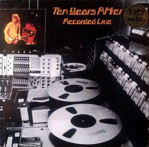 Bild Ten Years After - Recorded Live (2xLP, Album) Schallplatten Ankauf