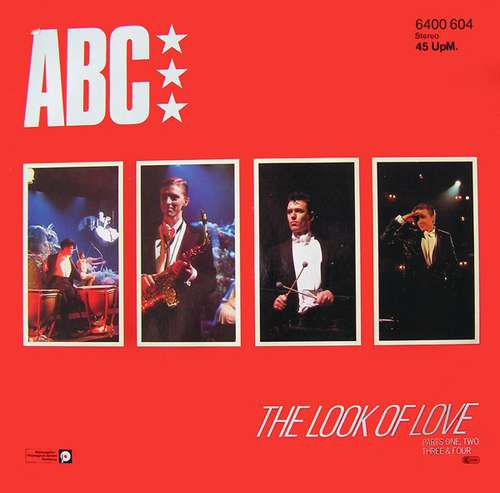 Cover ABC - The Look Of Love (Parts One, Two, Three & Four) (12, Maxi) Schallplatten Ankauf
