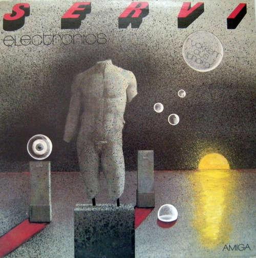 Cover Servi - Rückkehr Aus Ithaka (LP, Album) Schallplatten Ankauf