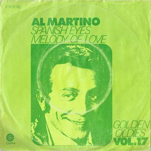 Bild Al Martino - Spanish Eyes / Melody Of Love (7, Single, Mono, RE, Bul) Schallplatten Ankauf