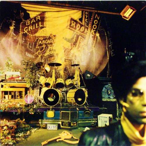 Cover Prince - Sign O The Times (2xLP, Album) Schallplatten Ankauf