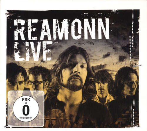 Bild Reamonn - Live (CD, Album, Dig + DVD-V) Schallplatten Ankauf