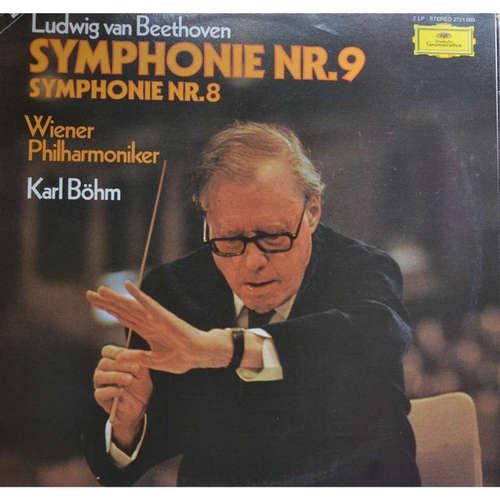 Bild Ludwig van Beethoven, Wiener Staatsopernchor, Karl Böhm - Symphonie Nr. 9 / Symphonie Nr. 8 (2xLP) Schallplatten Ankauf