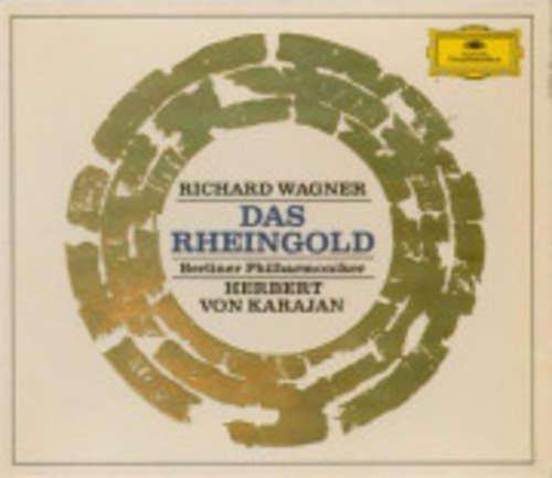 Bild Herbert Von Karajan, Berliner Philharmoniker - Das Rheingold (3xCD, Album, RE, RM) Schallplatten Ankauf