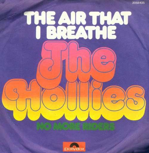 Bild The Hollies - The Air That I Breathe (7, Single) Schallplatten Ankauf