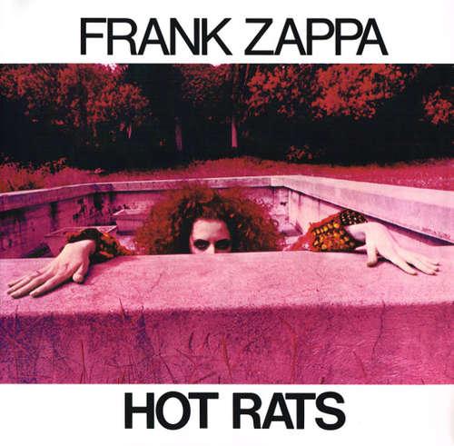 Cover Frank Zappa - Hot Rats (LP, Album, RE, RM, Gat) Schallplatten Ankauf