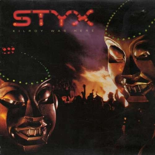 Bild Styx - Kilroy Was Here (LP, Album, Gat) Schallplatten Ankauf