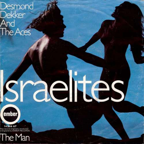 Cover zu Desmond Dekker And The Aces* - Israelites (7, Single) Schallplatten Ankauf