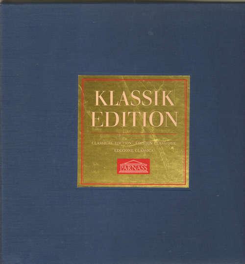 Cover zu Various - Klassik Edition - Romantik II (8xLP, Comp + Box) Schallplatten Ankauf