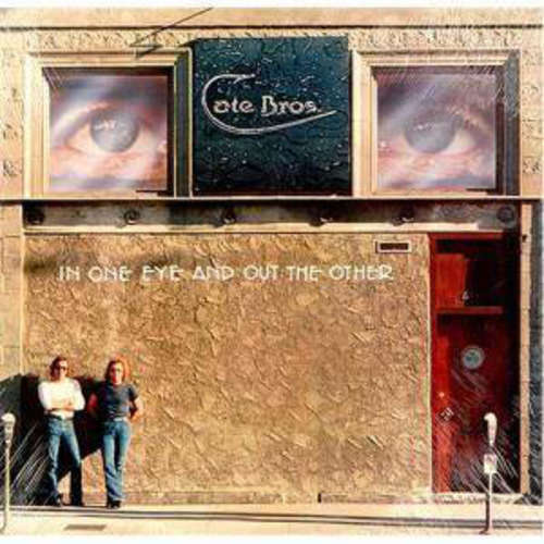 Cover Cate Brothers - In One Eye And Out The Other (LP) Schallplatten Ankauf