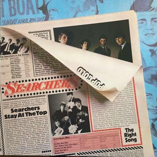 Bild The Searchers - Pop Gold (LP, Comp) Schallplatten Ankauf