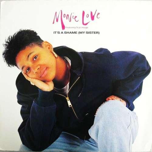 Cover Monie Love Featuring True Image - It's A Shame (My Sister) (12) Schallplatten Ankauf
