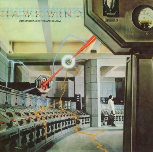 Bild Hawkwind - Quark, Strangeness And Charm (LP, Album) Schallplatten Ankauf