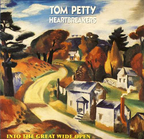Cover Tom Petty And The Heartbreakers - Into The Great Wide Open (LP, Album) Schallplatten Ankauf