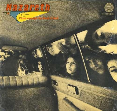 Cover Nazareth (2) - Close Enough For Rock 'N' Roll (LP, Album) Schallplatten Ankauf