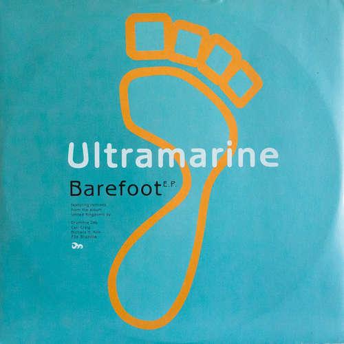 Cover Ultramarine - Barefoot E.P. (12, EP) Schallplatten Ankauf
