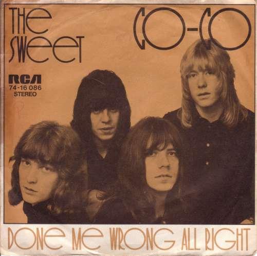 Bild The Sweet - Co-Co (7, Single) Schallplatten Ankauf