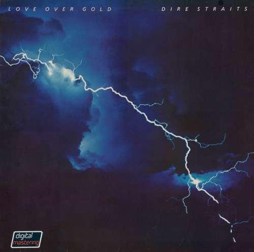 Bild Dire Straits - Love Over Gold (LP, Album) Schallplatten Ankauf