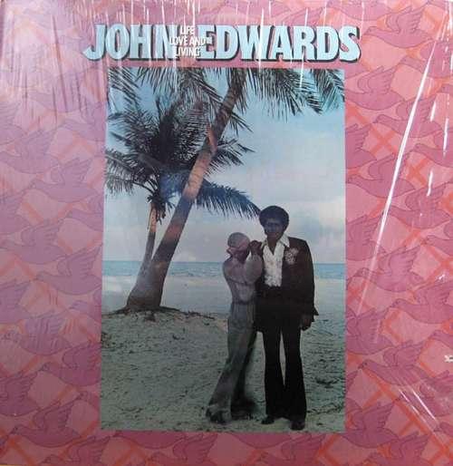 Bild John Edwards (3) - Life, Love And Living (LP, Album, PR) Schallplatten Ankauf