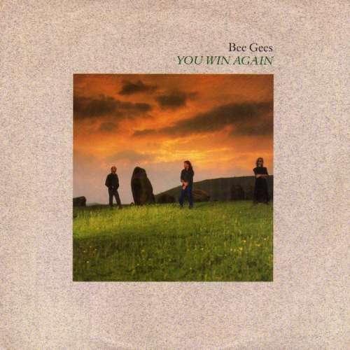 Bild Bee Gees - You Win Again (7, Single) Schallplatten Ankauf