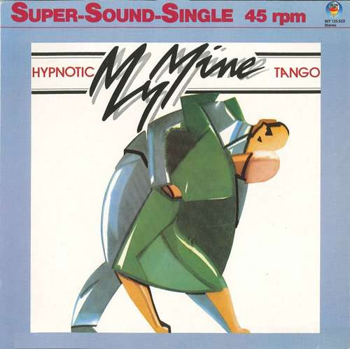 Cover My Mine - Hypnotic Tango (12, Single) Schallplatten Ankauf