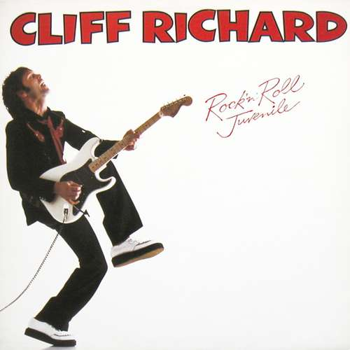 Bild Cliff Richard - Rock'n Roll Juvenile (LP, Album) Schallplatten Ankauf
