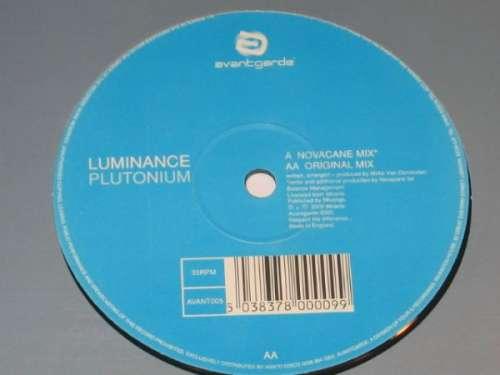 Bild Luminance - Plutonium (12) Schallplatten Ankauf