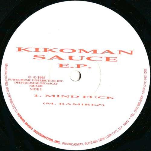 Bild Kikoman - Sauce E.P. (12, EP) Schallplatten Ankauf