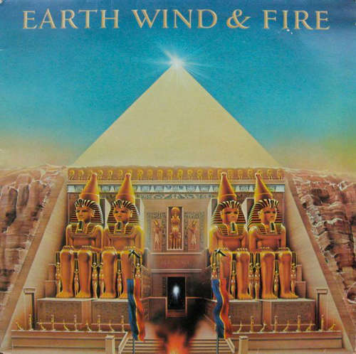 Bild Earth, Wind & Fire - All 'N All (LP, Album, Gat) Schallplatten Ankauf