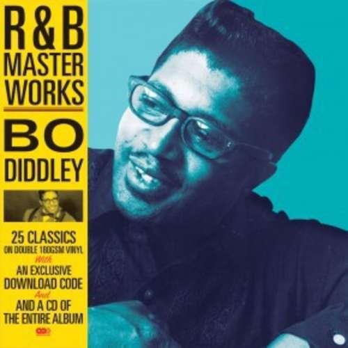 Bild Bo Diddley - R&B Master Works (2xLP, Comp + CD) Schallplatten Ankauf